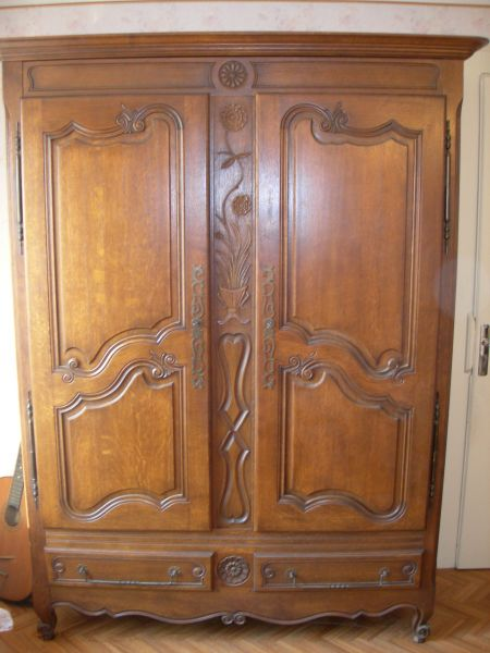 Ventes meubles armoire lorraine en ch ne massif - Armoire lorraine ancienne ...